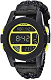 Nixon Unit Custom Digital Display Black Men's Watch(Model:A1971941-00)