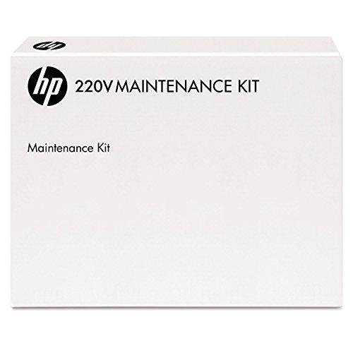 HP Inc. Maintenance Kit -220V Includes fuser assembly, F2G77-67901 (Includes fuser assembly transfer roller, and tray 2 through six roller kit)