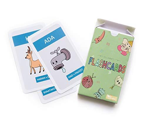 - Sanskar Teaching Gujarati Alphabet Flashcards (English and Gujarati) Learn Gujarati Language