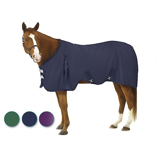 EQ EZ-Care Stable Sheet 69 Navy