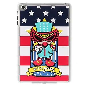 Le quiero para EE.UU. Patrón PC caso duro para mini2 mini iPad / iPad