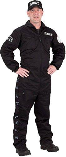 Swat Costume Ideas (Aeromax Men's Swat Police Costume)