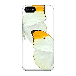 Series Skin Cases Covers For Case Iphone 5/5S Cover(two Butterflies)