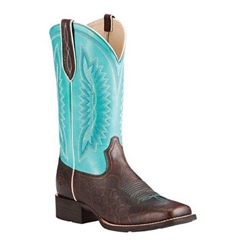 (アリアト) Ariat レディース シューズ靴 ブーツ Quickdraw Legacy Cowboy Boot [並行輸入品] B07CHDZKX2 11-B