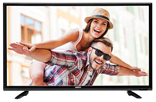 Sanyo 80 cm (32 Inches) HD Ready LED TV XT-32S7201H (Black) 1