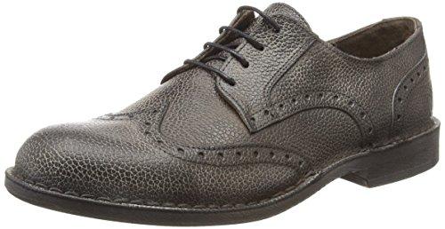 FLY London Idal903fly, Zapatos de Vestir para Hombre Marrón (Mocca 011)