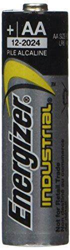 Energizer Industrial AA Size - 20 (Energizer C Batteries Lithium)