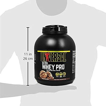 Ultra Whey Pro (5 Lb.) (2,3 Kg.) Chocolate Ice Cream