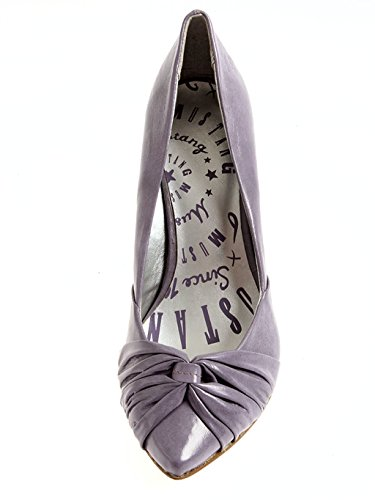 Femmes 877 79958 Escarpins Chaussures Lilas Talons Hauts Mustang T41qwA7w