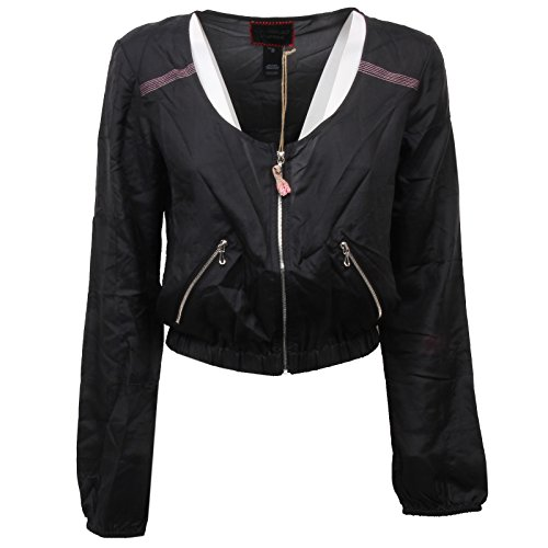 D5990 giacca donna CUSTO BARCELONA SLIM FIT SILK jacket woman [38]