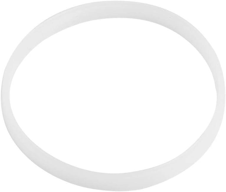 4 juntas tóricas de goma blanca de 10 cm para juntas de repuesto ...