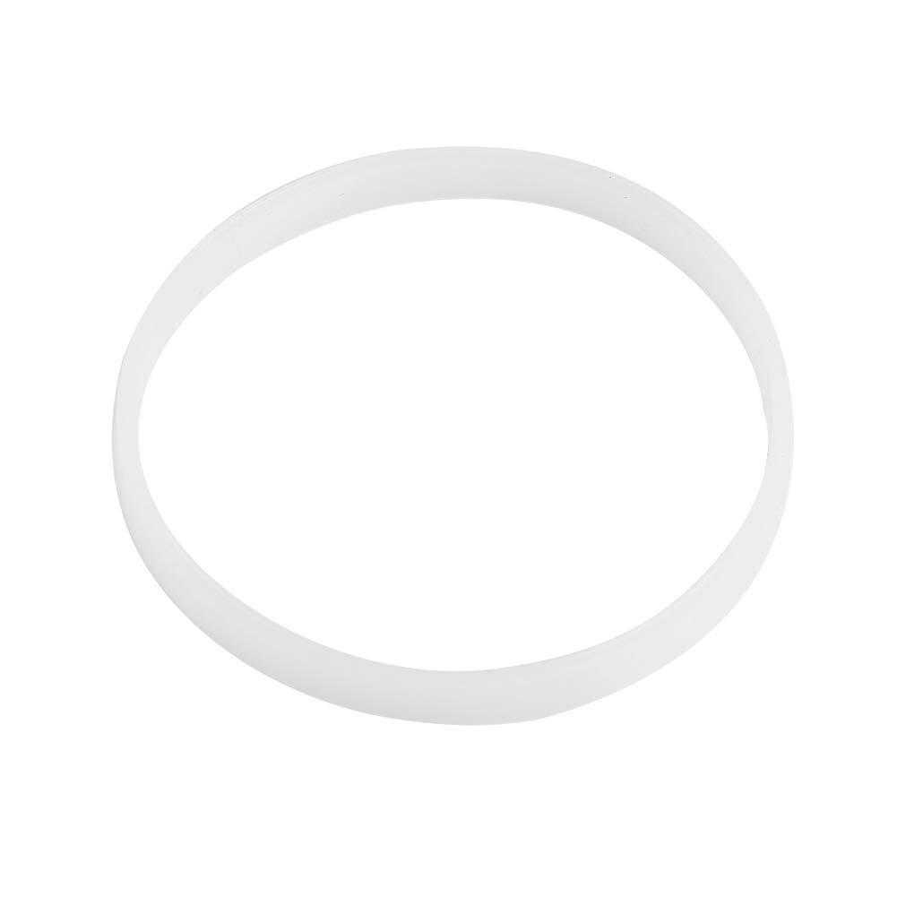 4 St/ücke 10 cm Wei/ß Gummidichtung O-ring Dichtung Ersatzteile f/ür Ninja Juicer Blender Ersatzdichtungen