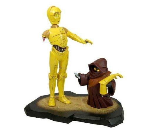 Star Wars Animated C-3PO Maquette