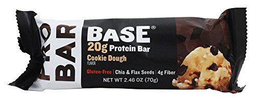 Probar, Bar Base Cookie Dough, 2.46 Ounce, 12 Pack