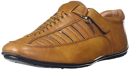 BATA Men's Draco Weave Sandal