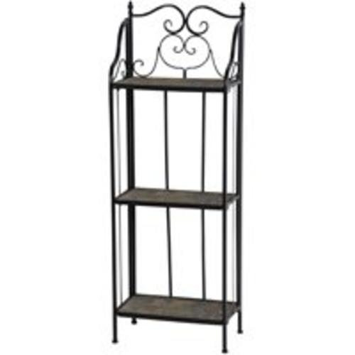 slate bakers rack - 9