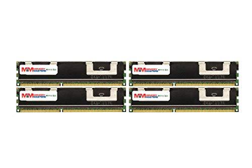 - MemoryMasters 16GB (4X 4GB) DDR2 PC2-6400F 800MHz ECC Fully Buffered FB-DIMM (240 PIN) 16 GB w/Heatspreaders (This is not Unbuffered Memory)