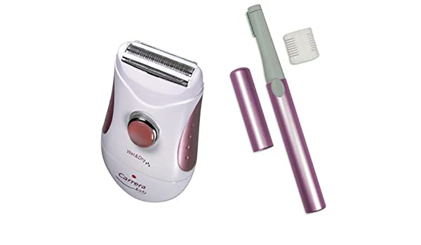 Lady Carrera Ladyshaver Beauty Pearl Incluye xxl-cosmetic Shaver ...