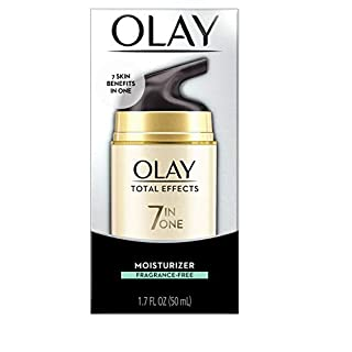 Olay Total Effects 7-in-1 Moisturizer, Fragrance-Free 1.7 fl oz