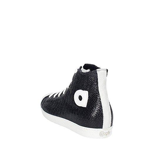 Agile By Rucoline 2812(A3) Hoch Sneakers Damen Schwarz