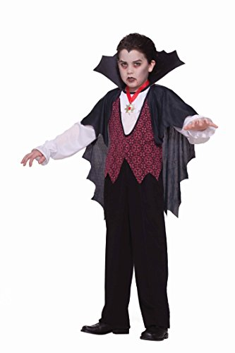 Vampire Costumes For Kids (Forum Novelties Transylvanian Vampire Costume, Child Large)