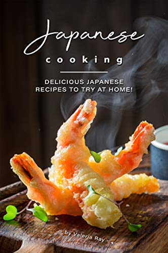 Do you love Japanese food? Then this is the recipe book for you! We've put together 30 delicious Japan favorites for you to try at home.  Bonus? You'll find Japanese dessert recipes as well! The recipes span across different types of proteins and veg...