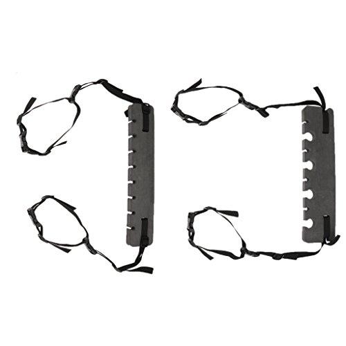 Holders Rod Magnetic (Jili Online Fishing Rod Holder Magnetic Back Rod Stander Fishing Equipment Fly Fishing)