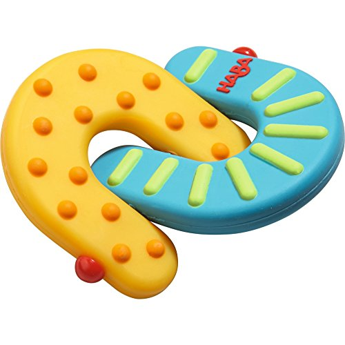 Magic Moons Silicone Teether Clutching product image