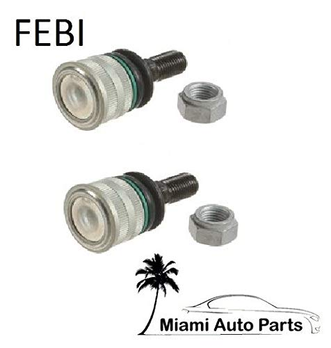 for Mercedes w211 w219 Ball Joint Front Low Control Arm Mid center FEBI