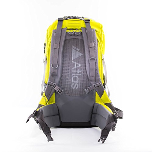 Atlas Athlete Camera Pack (Large/Yellow) - Award Winning Camera Backpacks