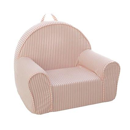 Amazon.com: Fun Furnishings My First Chair, Pink Stripe: Kitchen ...