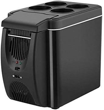 Amazon.es: 12V mini refrigerador congelador Calentador, 6L El mini ...