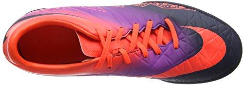 Nike 749899-845, Botas de Fútbol para Hombre Varios colores (Total Crimson / Obsidian-Vivid Purple)