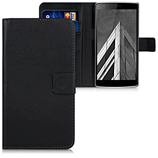 half off c2cb1 99b54 kwmobile Wallet Case for OnePlus One (5,5