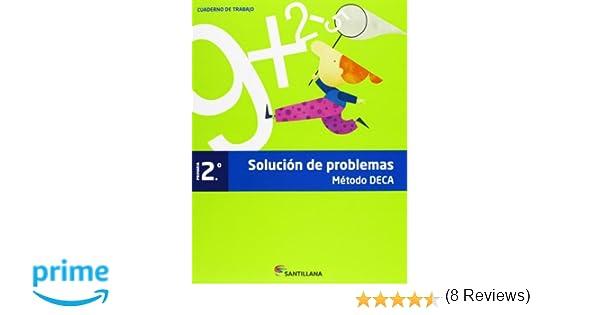 CUADERNO PROBLEMAS METODO DECA 2 PRIMARIA - 9788468015545: Amazon.es: Vv.Aa.: Libros