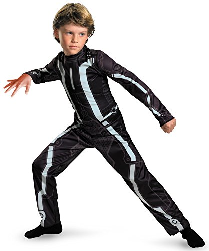 Tron Legacy Costume (Tron Legacy Classic Child Costume - Medium)