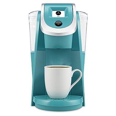 Keurig 119277 K250 Coffee Maker, Turquoise (New Packaging)