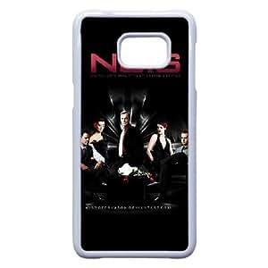 Samsung Galaxy S6 Edge Plus Cell Phone Case White Ncis F6546731