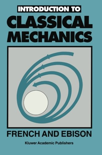 Introduction to CLASSICAL MECHANICS