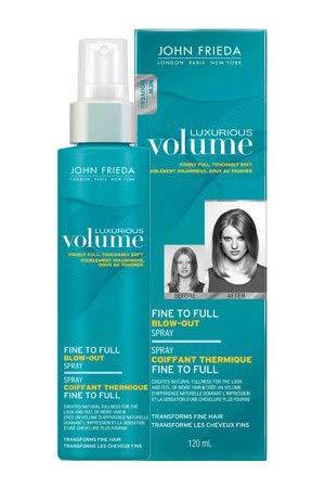 John Frieda Luxurious Volume Blow Out Spray 1 fl oz