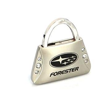 Subaru Forester bolso Forma llavero w/6 cristales de ...