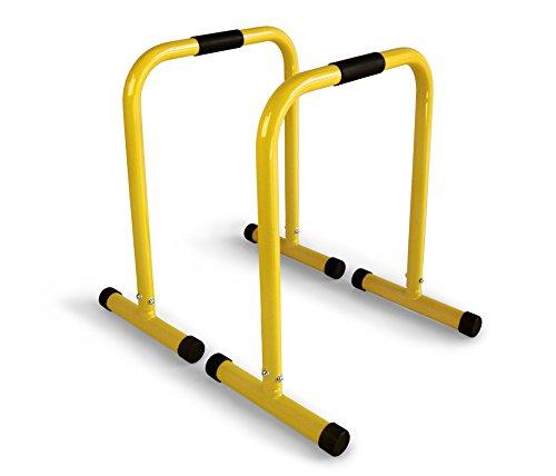 AFW Halterung für Stange Parallel Gelb