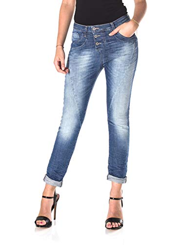 Denim Please P78a Baggy Donna Light Blu Jeans xYZYrPqw6
