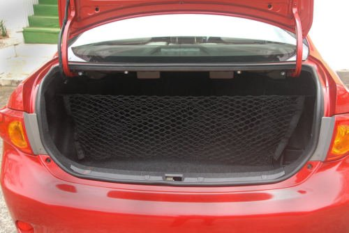 Envelope Style Trunk Middle Cargo Net for Toyota Corolla 2009-2018 New