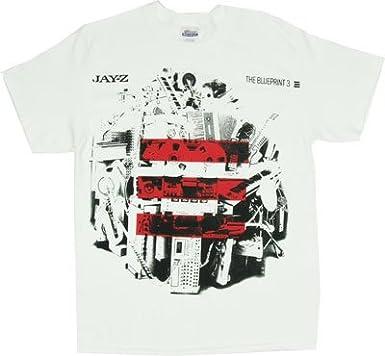 Amazon the blueprint 3 jay z t shirt clothing the blueprint 3 jay z t shirt malvernweather Gallery