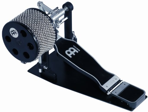 Meinl Percussion Foot Single and Double Stroke Setting-NOT Made in China-Equipped with Large Cabasa, 2-Year Warranty (FCA5-L) ()