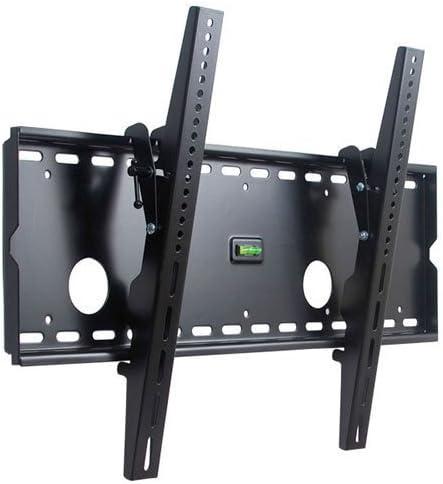 VideoSecu Black Tilt Wall Mount Bracket for Vizio 37 to 75 inch HDTV Plasma LCD TV E3D470VX M3D470KDE E601i-A3 M650VSE M43