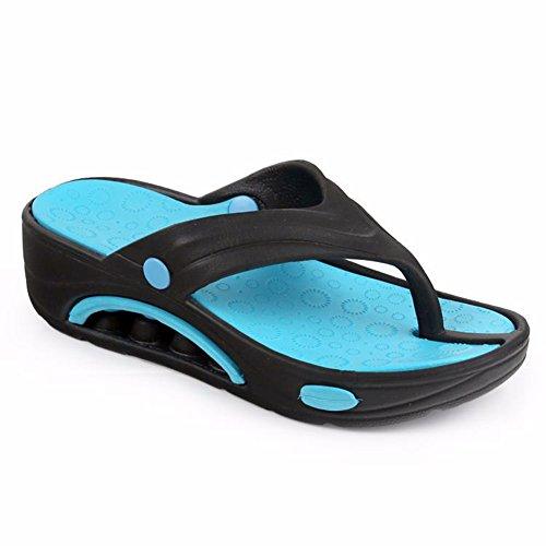 Sandali Da Spiaggia Antiscivolo Sandali Da Spiaggia Per Esterno / Interni Btrada Btrada Nere