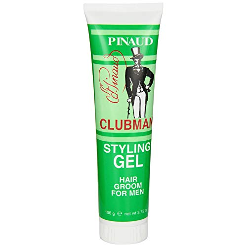 Pinaud Clubman Styling Gel 3.75 oz Pack of 10