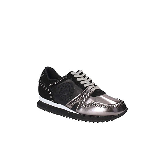 BLAUER SHOES 7FMADISON02/LAM Sneakers Femmes Noir EQ2ehC